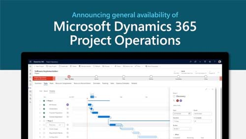 Microsoft Project Operations
