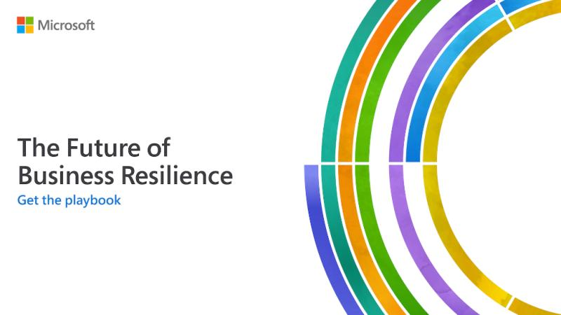 The Future of Business Resilience